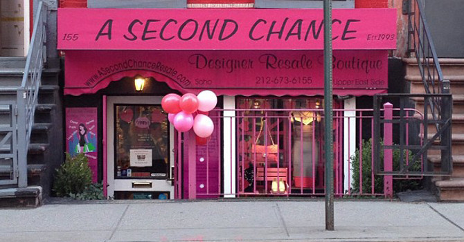 A Second Chance: NYC's Best Designer Resale Boutique
